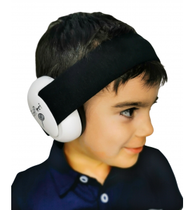 Ear defenders BLACK