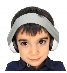 Ear defenders GREY