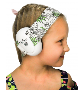 Ear defenders MAGIC LEAFS