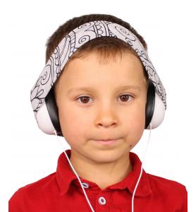 Audio headphones MEHDI GREY