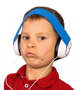 Audio headphones CORNFLOWERLY