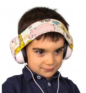Audio headphones SAFARI