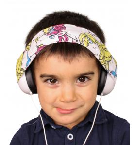 Audio headphones UNICORNS