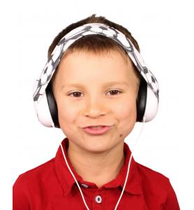 Audio headphones FOOTBALL
