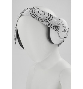 Ear defenders MEHDI GRAY