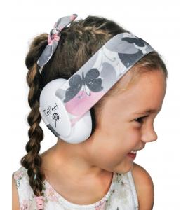 Ear defenders BUTTERFLIES PINK
