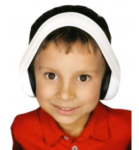 Ear defenders WHITE